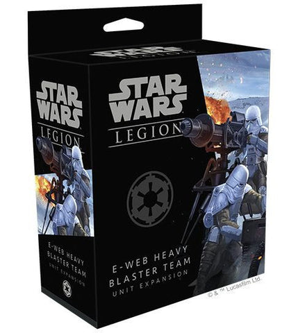 Star Wars Legion E-Web Heavy Blaster Team