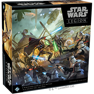 Star Wars Legion Clone Wars Core Set