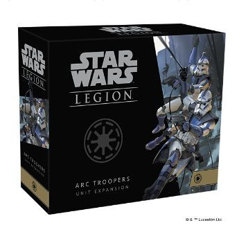 Star Wars Legion ARC Troopers Unit