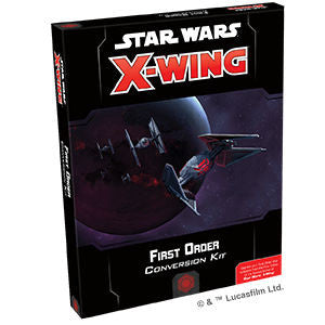 Star Wars X Wing 2nd Edition First Order Conversion Kit (OCT)