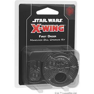 Star Wars X Wing 2nd Edition First Order Maneuver Dial Upgrade Kit