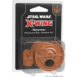 Star Wars X Wing 2nd Edition Resitance Maneuver Dial Upgrade Kit