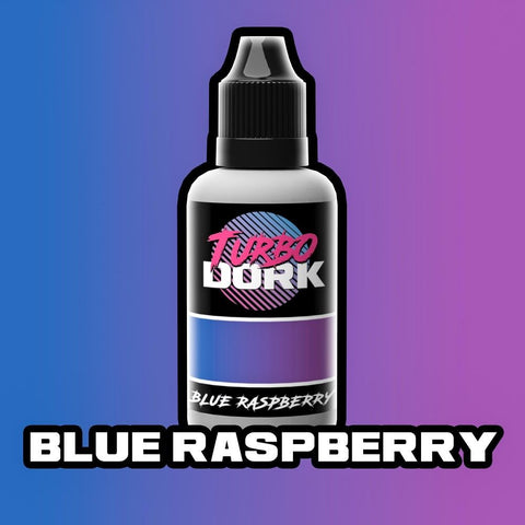 Turbo Dork Blue Raspberry Turboshift Acrylic Paint 20ml Bottle