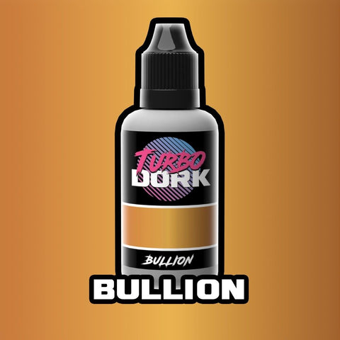 Turbo Dork Bullion Metallic Acrylic Paint 20ml Bottle