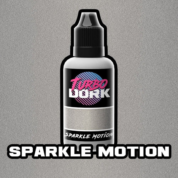 Turbo Dork Sparkle Motion Metallic Flourish Acrylic Paint 20ml Bottle