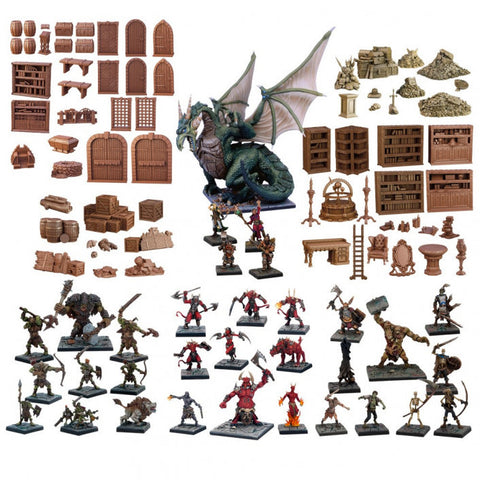 TerrainCrate - The GMs Dungeon Starter Set