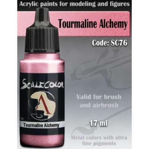 Scalecolor SC 76 Tourmaline Alchemy