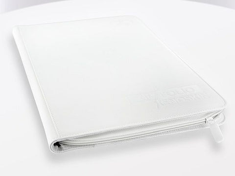 Folder Ultimate Guard 9-Pocket ZipFolio XenoSkin White
