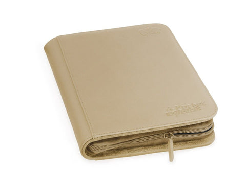 Folder Ultimate Guard 4-Pocket ZipFolio XenoSkin Sand