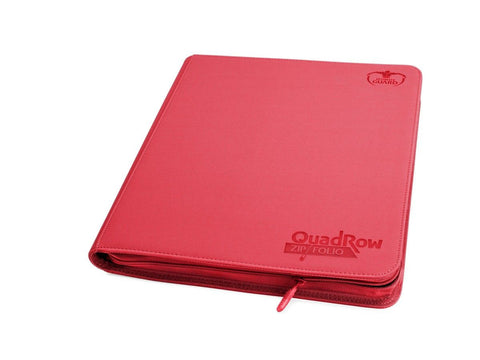 Folder Ultimate Guard 9-Pocket ZipFolio XenoSkin Red