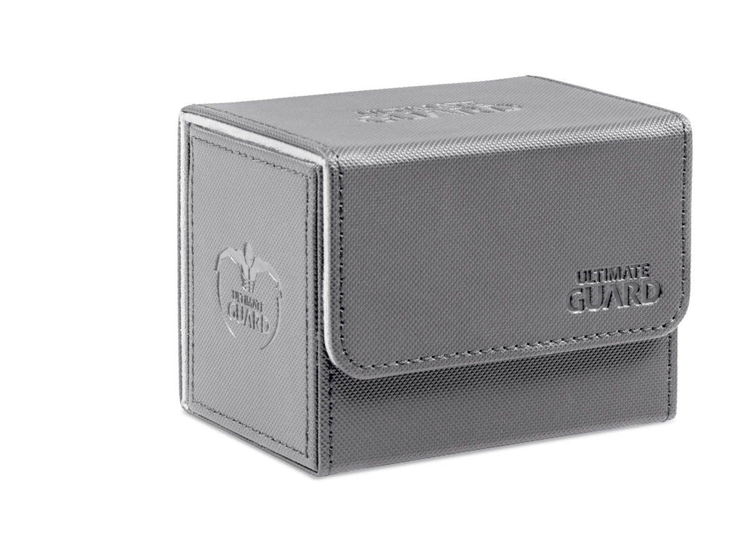 Ultimate Guard Sidewinder 80+ Standard Size Grey Deck Box