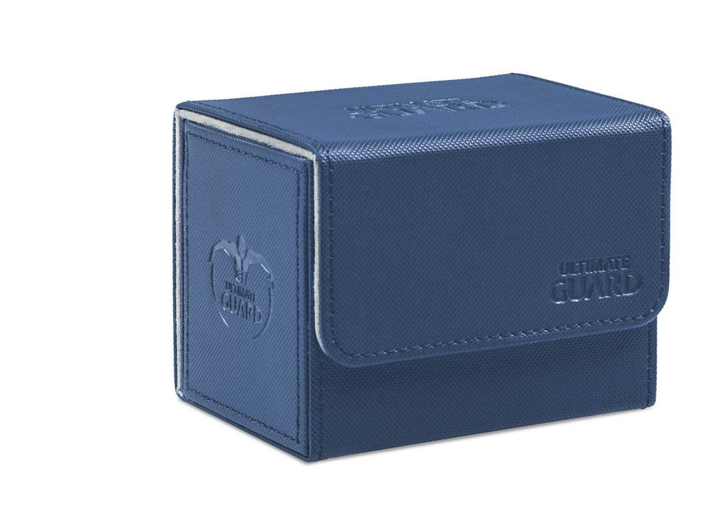 Ultimate Guard Sidewinder 80+ Standard Size Blue Deck Box