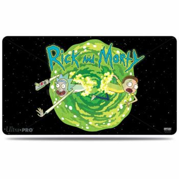 Rick and Morty Playmat V3