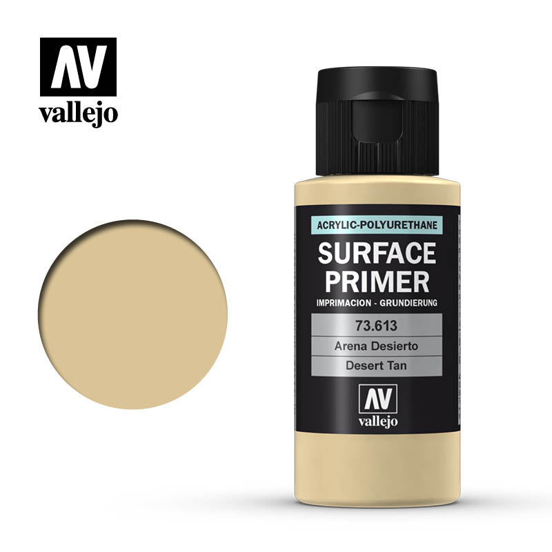 73.613 Vallejo Auxiliary Surface Primer Desert Tan (60ml)
