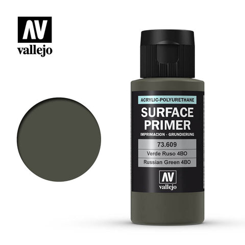 73.609 Vallejo Auxiliary Surface Primer Russian Green 4BO (60ml)