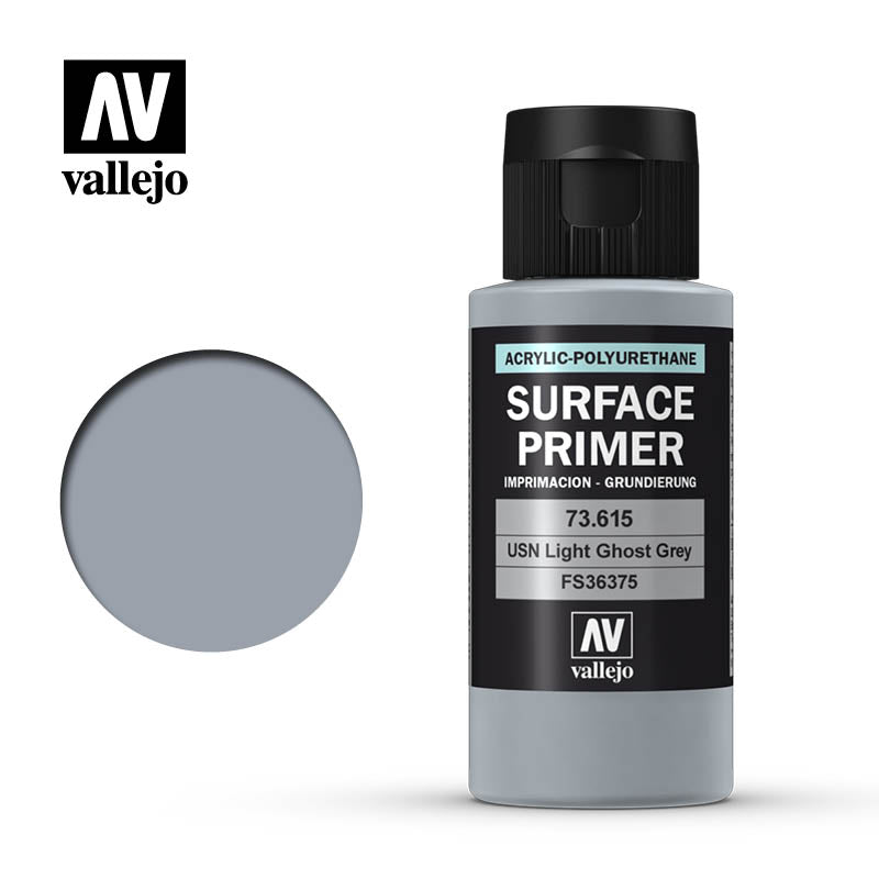 73.615 Vallejo Auxiliary Surface Primer USN Light Ghost Grey (60ml)