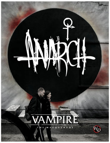 Vampire the Masquerade Anarch 5th Edition (Hardback - Full Colour)