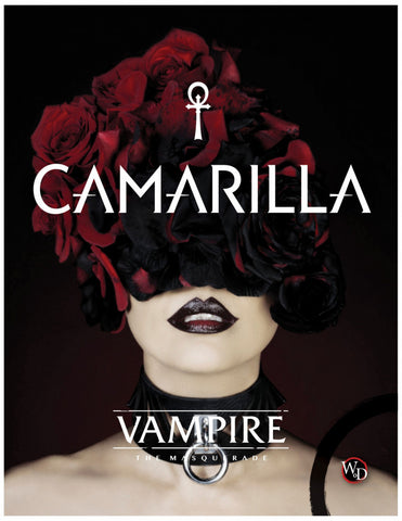 Vampire the Masquerade Camarilla 5th Edition (Hardback - Full Colour)