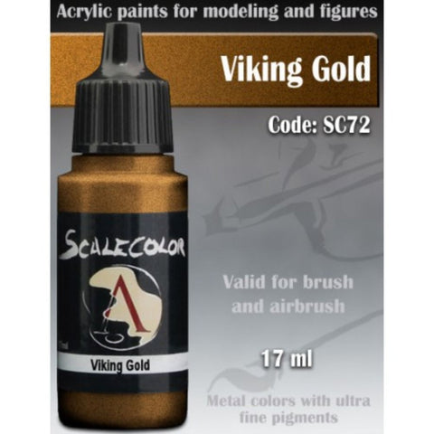 Scalecolor SC 72 Metal Viking Gold
