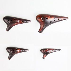 4-Piece Professional Ocarina Set