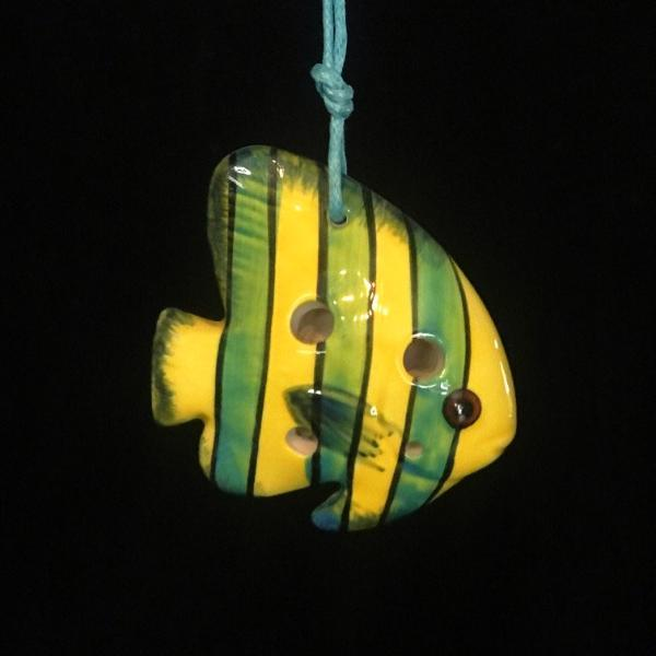 Butterfly Fish Ocarina