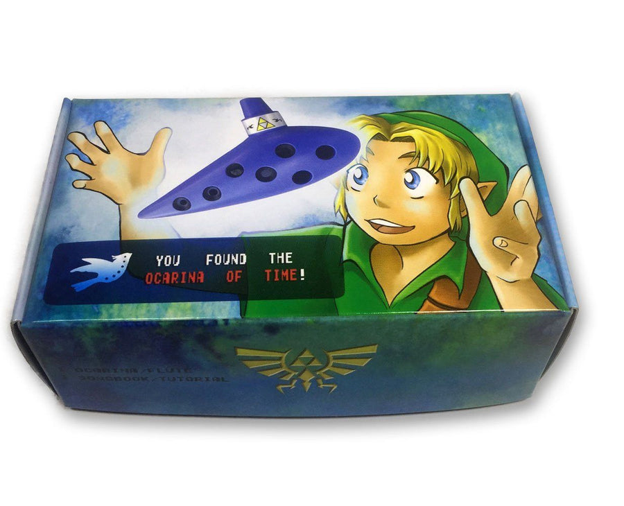 Ocarina of Time Replica from Legend of Zelda Kokiri Edition