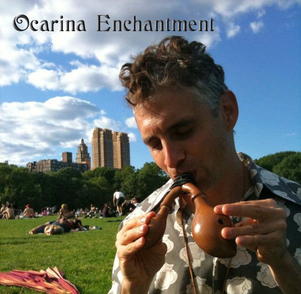 Ocarina Enchantment MP3 Album