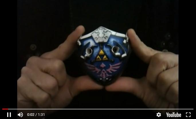 Hylian Shield Ocarina