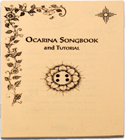 Songbook I for Pendant Style Ocarina