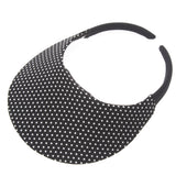 Dot Black Visor