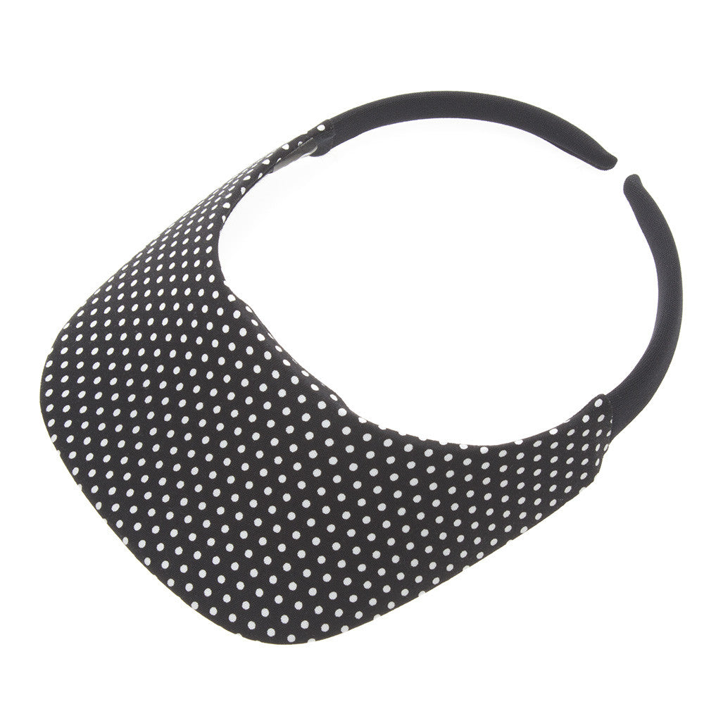 Dot Black Original Visor - No Headache