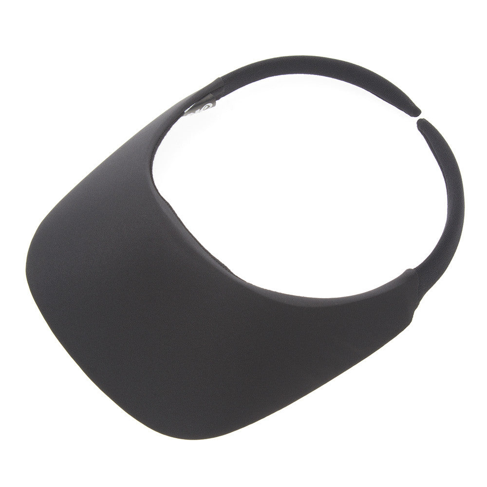 Black Original Visor - No Headache