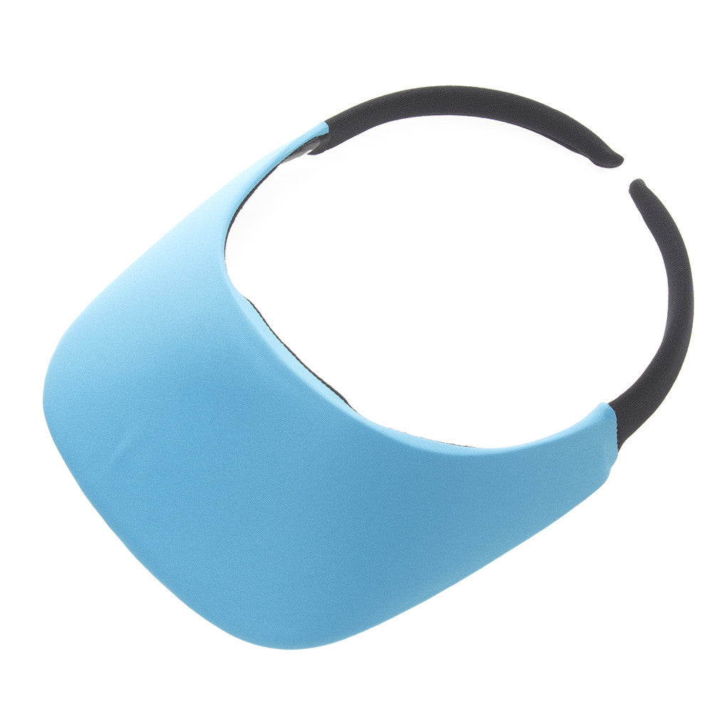 Turquoise Original Visor - No Headache