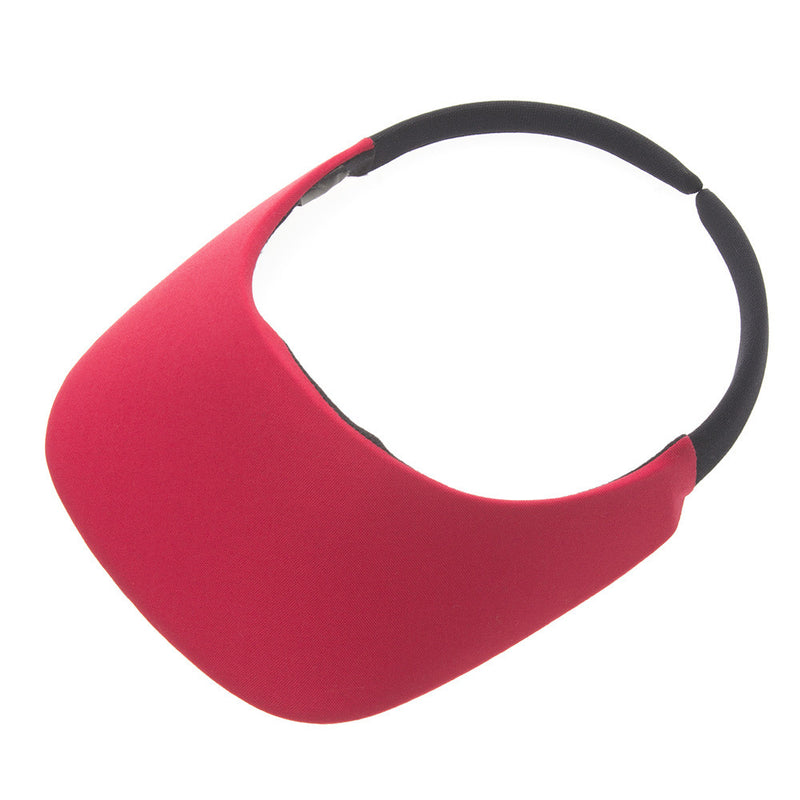 Red Original Visor - No Headache