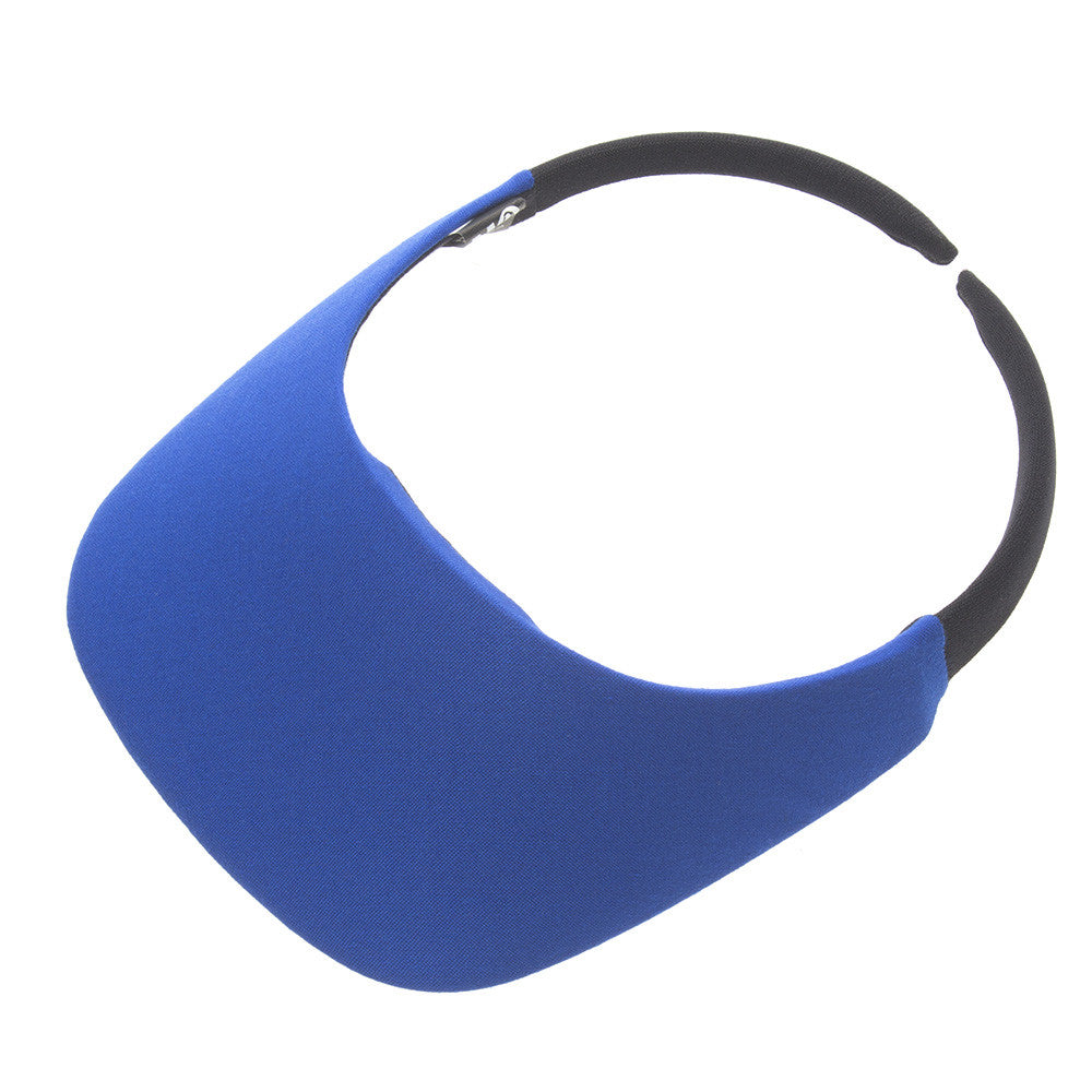 Royal Blue Original Visor - No Headache