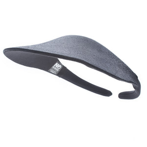 Shimmer Black Visor - No Headache