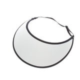 Lite White Adjustable Visor - No Headache