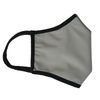 No Headache PPE, Face Mask - Grey - Side View