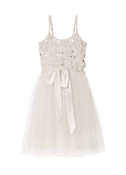 FAIR MAIDEN TUTU DRESS - MILK
