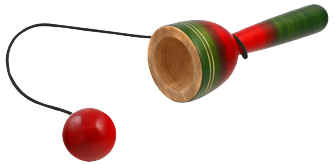 Cup and Ball - Eco Toys.