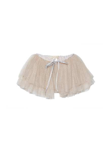 TUTU DU MONDE - COSMIC DUST WRAP SKIRT-MINK