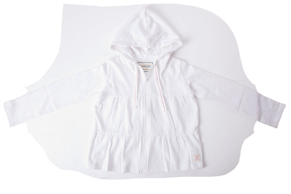 Alice Hoodie White