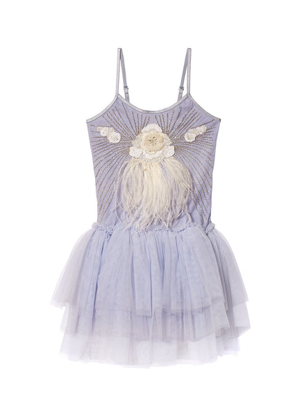 HEART OF THE OCEAN TUTU DRESS - BLUEBELL