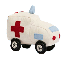 Ambulance Rattle