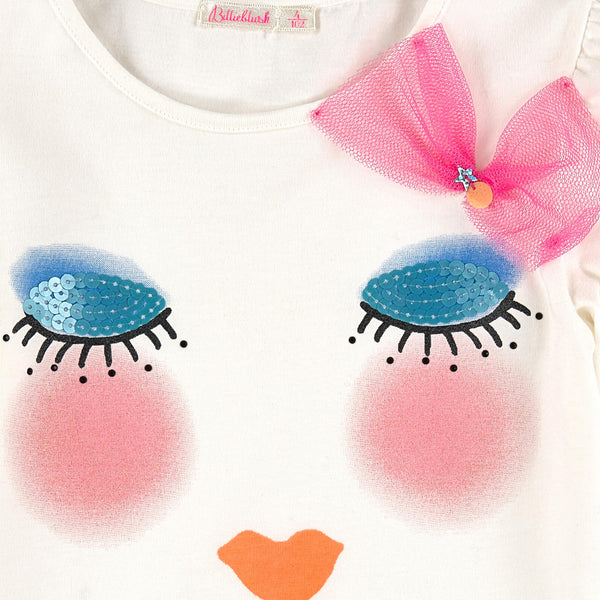 Billieblush - PARTY make-up girl T-shirt