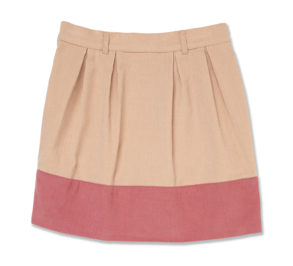 Marie Chantal - Cord Skirt