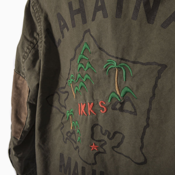 IKKS - Green Laundry Jacket