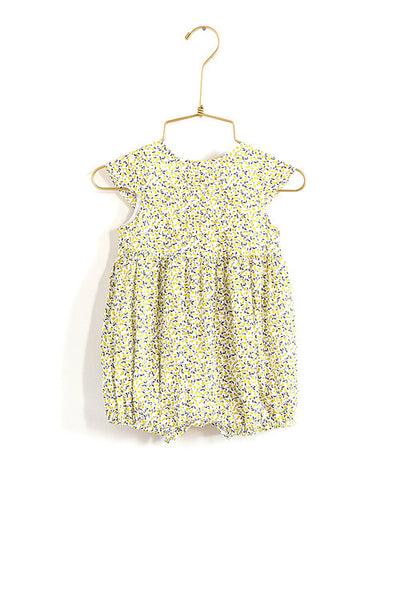 Sofia Playsuit - Liberty Gold