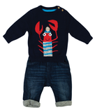 Gingerlilly - Ben Baby Boy Outfit
