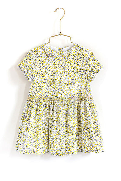 Liberty Gold Camilla Dress